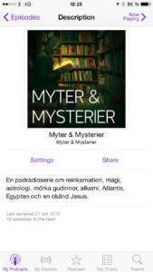 Myter och mysterier